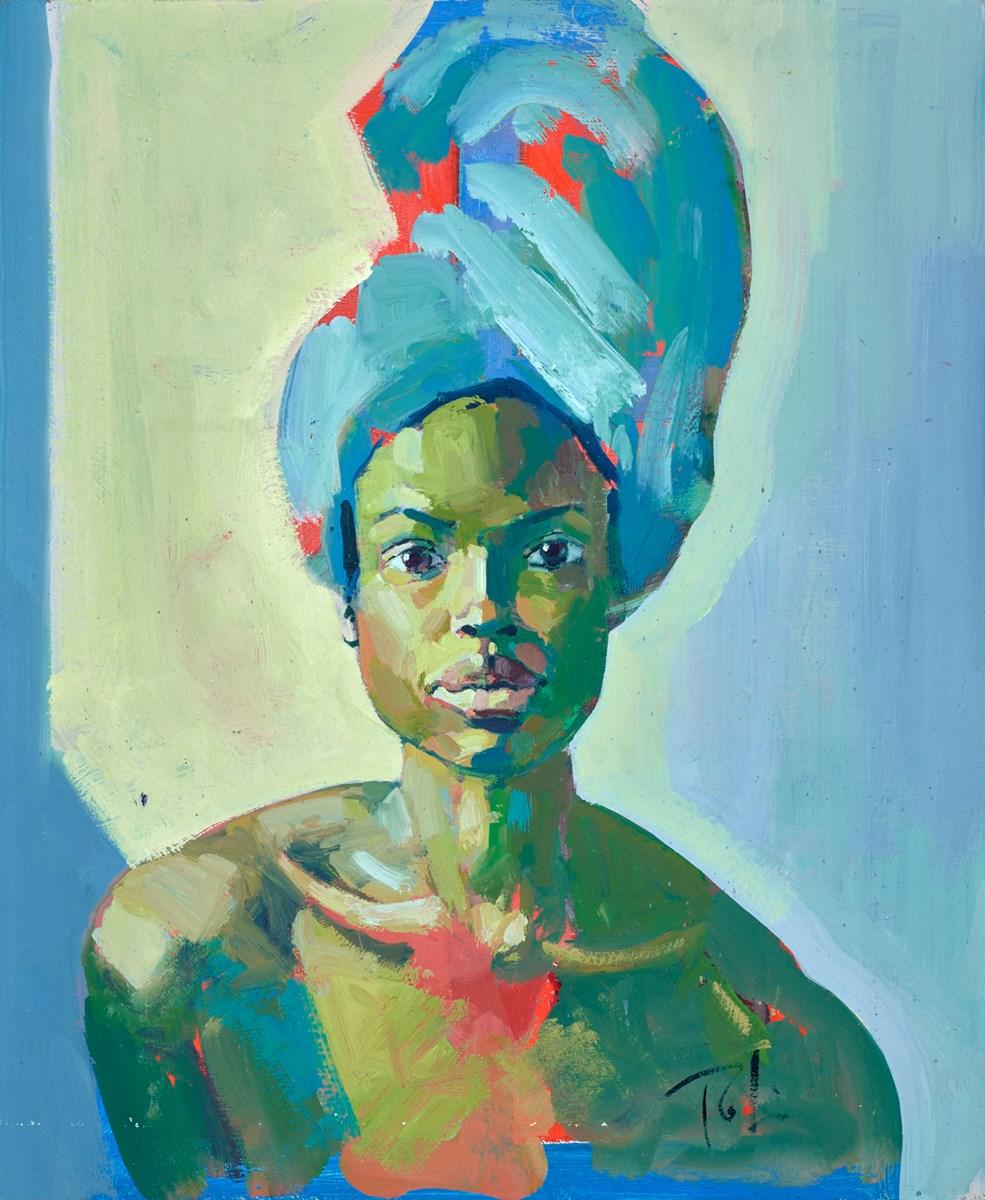 Portrait of Abi
